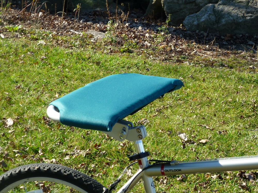 Comfy Bicycle Seats Bicycle Modifications