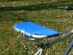 RS-18 Bicycle Seat in Blue