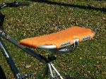 RS-22 Bicycle Seat in Orange